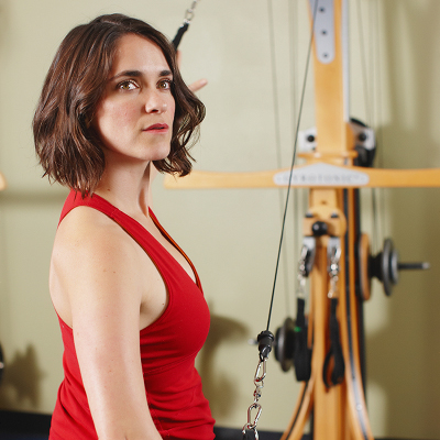 Portland Pilates Instructor Kelli May