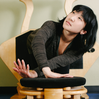 Portland GYROTONIC® Instructor Lucy Yim